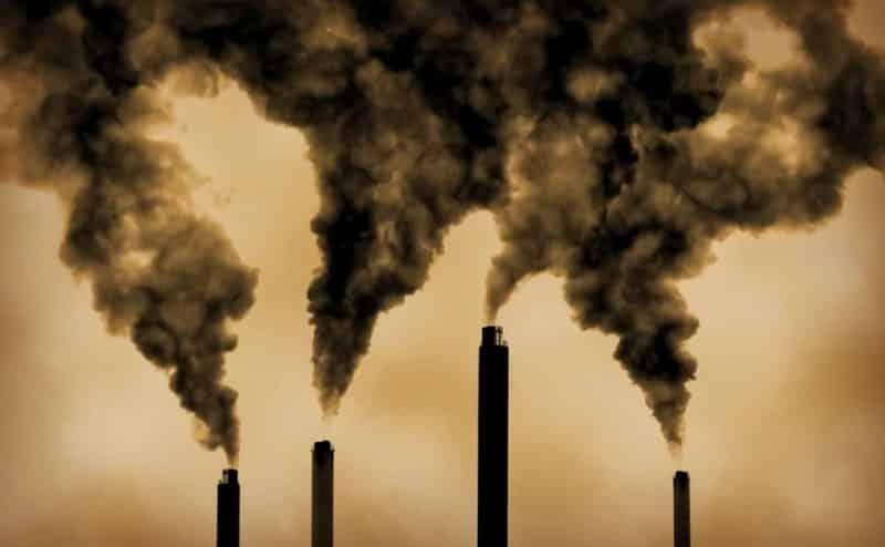 رُغم الجهود….انبعاثات الكربون تصل إلى أعلى مستوياتها في العالم في عام 2019