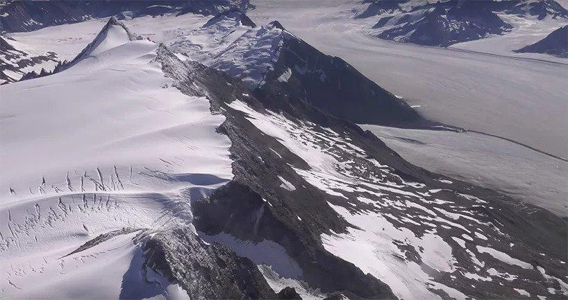 ناسا تُصْدِر شريط فيديو يبرز تغير الأنهار الجليدية على الأرض خلال 50 عاما