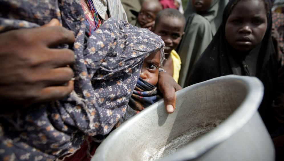 مناطق العالم النامي أكثر عرضة للمجاعة بسبب الصراعات وتغير المناخ