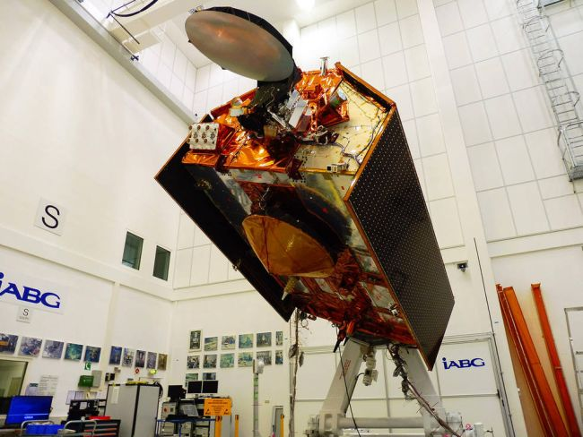 وكالة ناسا تطلق قمرين صناعيين جديدين هذا العام لتتبع محيطات الأرض