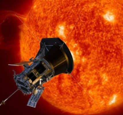 تلسكوب الشمس
