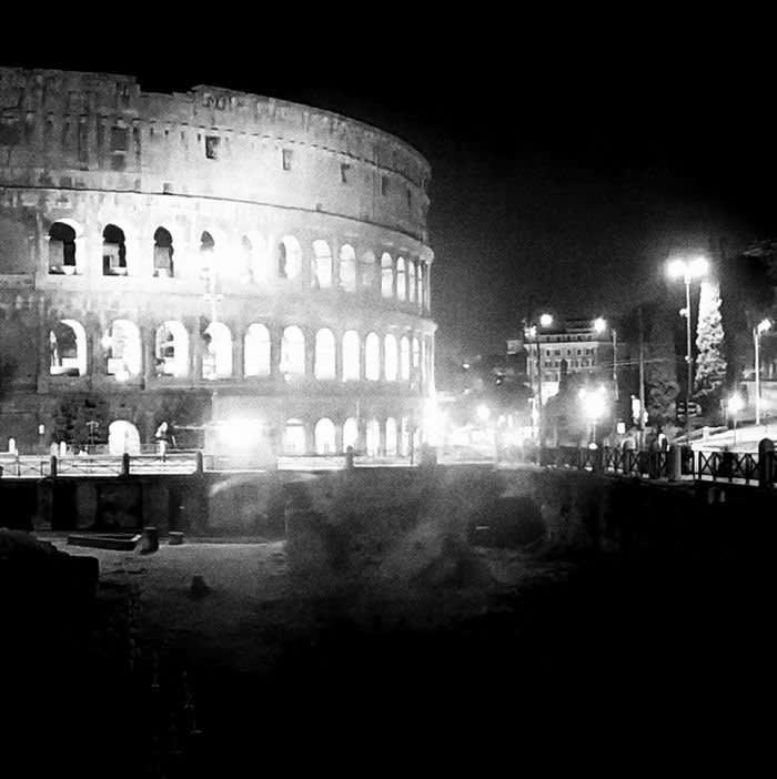 مدرج كولوسيوم في روما