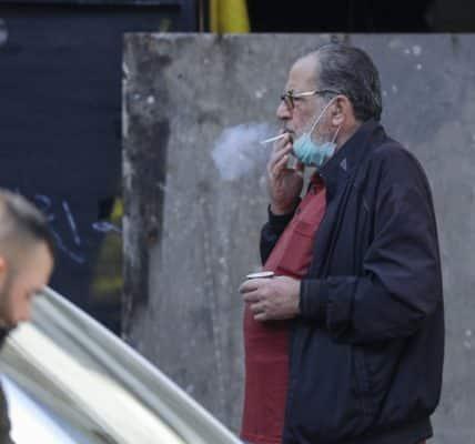 التدخين يقضي على كورونا