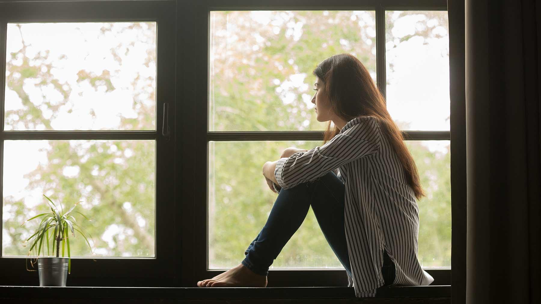 تأثير الحجر على الصحة النفسية